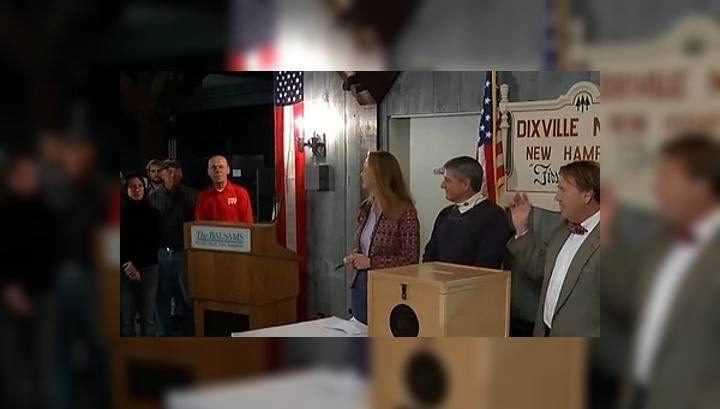 Между Ромни и Обамой: в США открылись первые избирательные участки