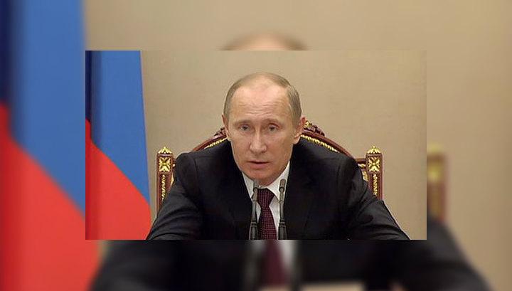 Путин: ВТО не помешает поддерживать национальную экономику
