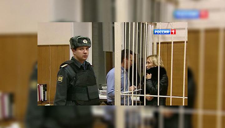 """Дело """"Оборонсервиса"""": Сметанова дала показания на подельников"""