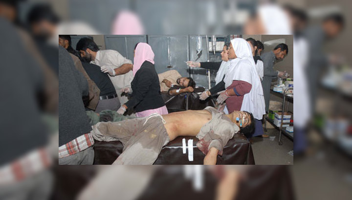 Число жертв теракта в Пакистане достигло 22 человек