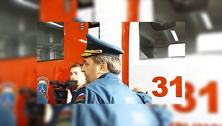 Новый спасательный центр в Крымске готов ликвидировать любые ЧП