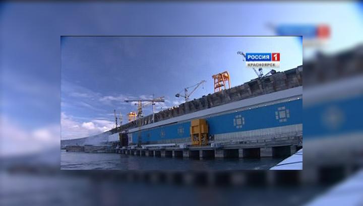 Богучанская ГЭС официально вступила в строй действующих