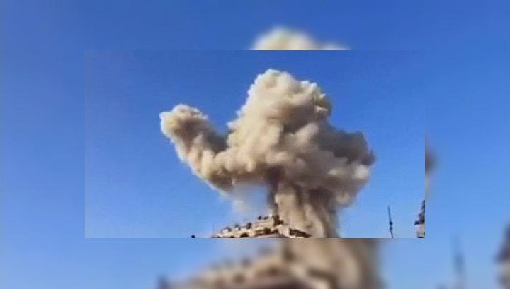 Трагедия в Сирии: в результате взрыва пострадали сотни человек