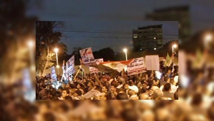 Жертвами уличных боев в Египте стали уже четыре человека