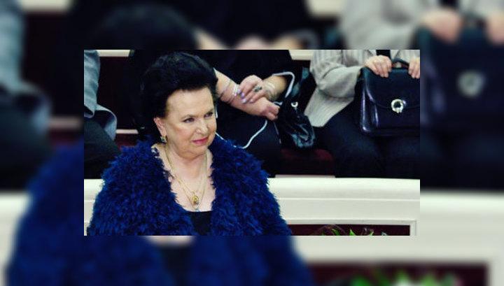 Панихида по Галине Вишневской прошла в Храме Христа Спасителя