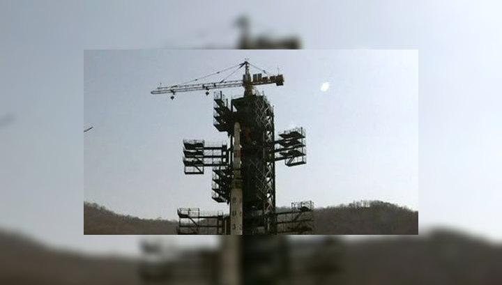 Россия осудила незаконный пуск ракеты Северной Кореей