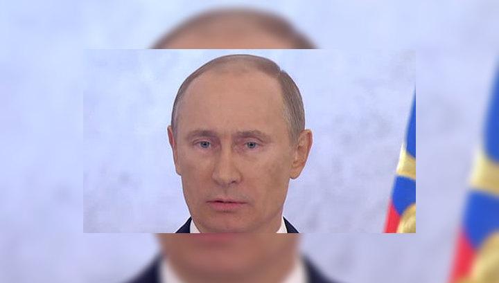 Путин: все партии должны быть поставлены в равные условия