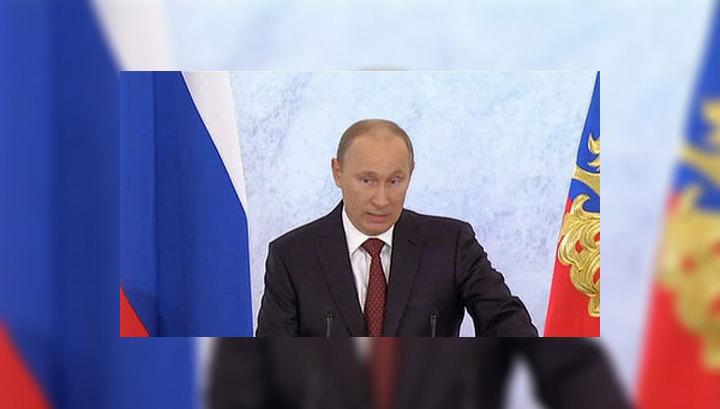Президент не допустит создания замкнутых этнических анклавов в России