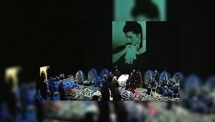 Прощание с Вишневской: вместо траурных речей звучал голос великой певицы