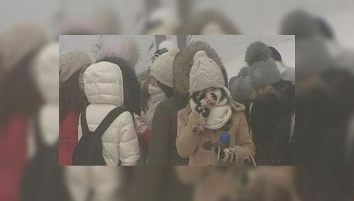 Рекордные холода в Сибири станут еще суровее