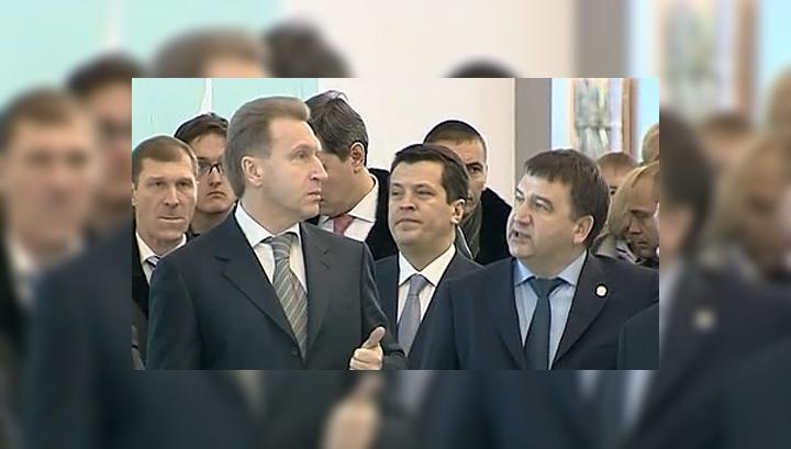 Шувалов открыл пассажирский терминал в казанском аэропорту