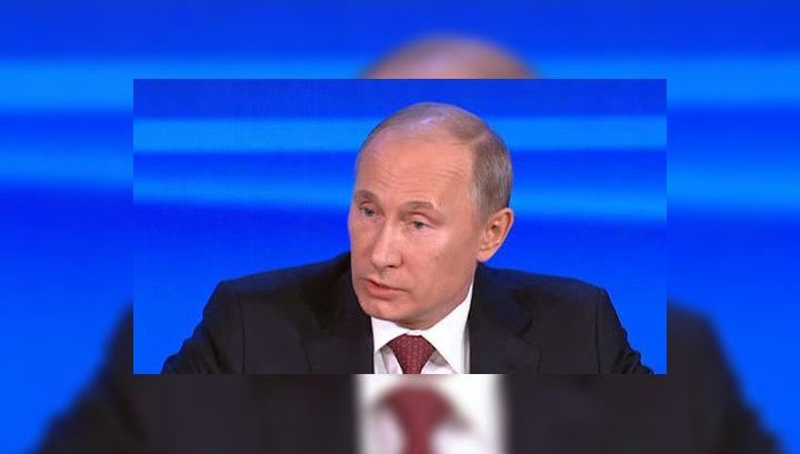 Россияне должны сами усыновлять сирот, считает президент