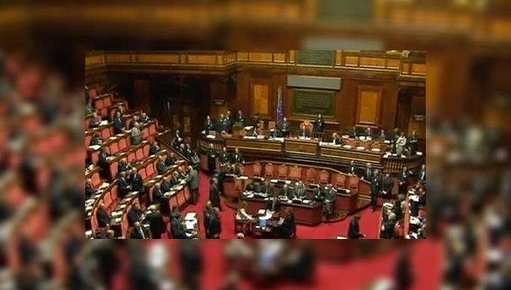 Парламентские выборы в Италии пройдут в феврале