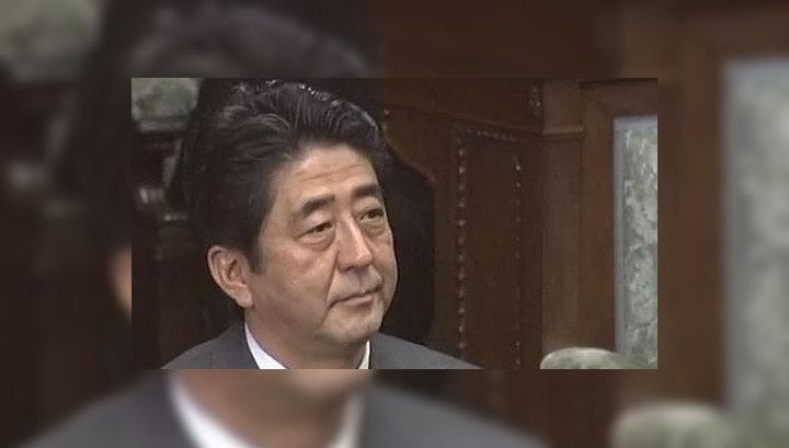 """Синдзо Абэ """"перезагрузит"""" Японию"""