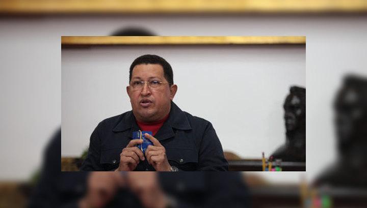 Вице-президент Венесуэлы: химиотерапия не мешает Чавесу радоваться жизни