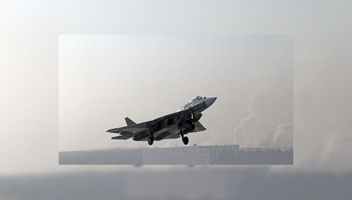Комплекс фронтовой авиации: Т-50 благополучно преодолел 7000 километров