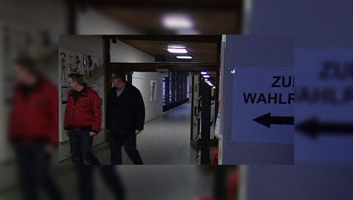 На выборах в парламент Нижней Саксонии лидирует оппозиция