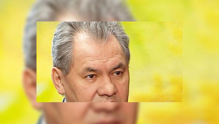 Сергей Шойгу дал первое интервью в качестве министра обороны России