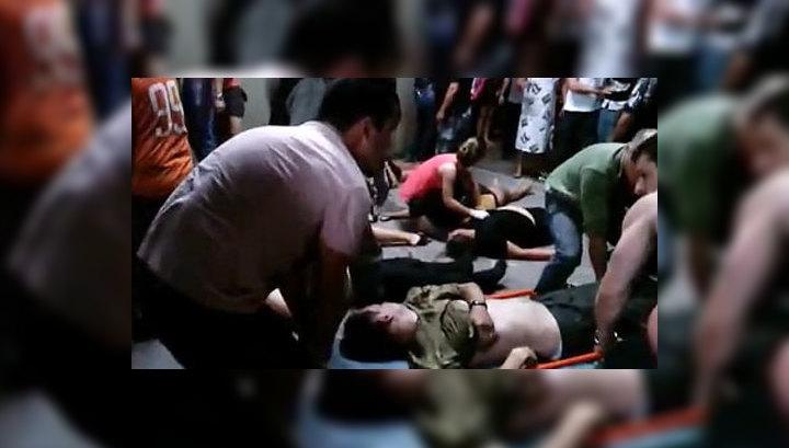 В Бразилии на рок-концерте погибли 200 молодых людей