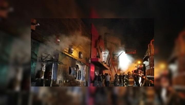 Трагедия в ночном клубе: в Бразилии объявлен трехдневный траур