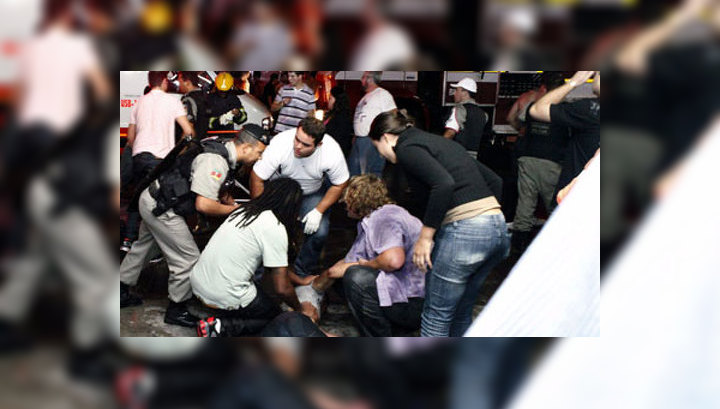 Девушка, спасшаяся от пожара в клубе Kiss, неделю спустя погибла в аварии