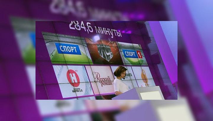 Холдинг ВГТРК на форуме CSTB представил амбициозный проект