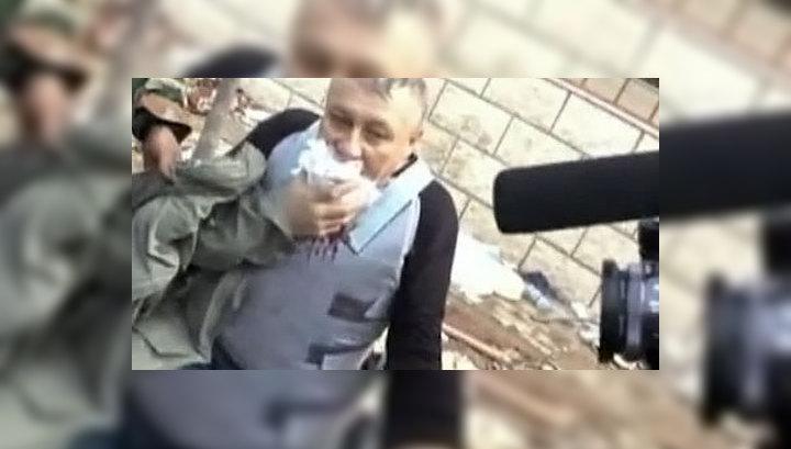 В Сирии ранен русский журналист
