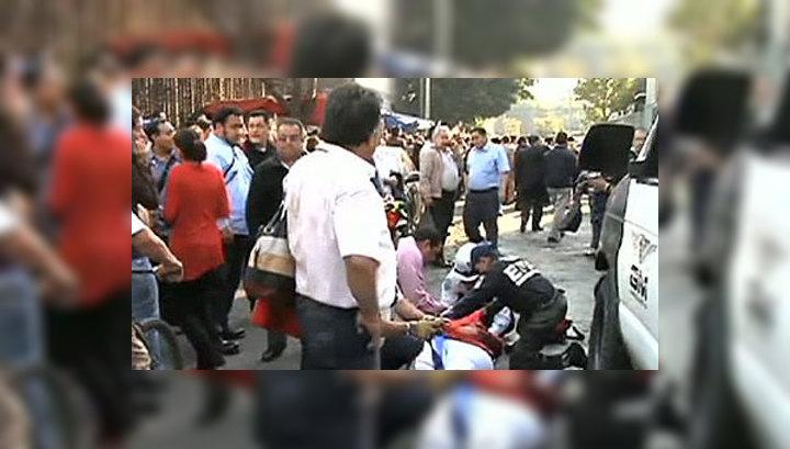 Взрыв в Мексике: число жертв увеличилось до 32 человек