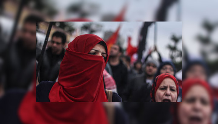 Каир охвачен беспорядками: демонстранты пытались поджечь дворец президента
