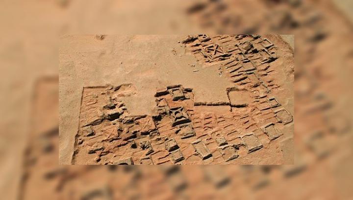35 плотно расположенных пирамид обнаружены на севере Судана