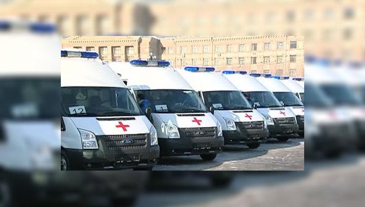 Хабаровский край закупил сразу 95 машин скорой помощи