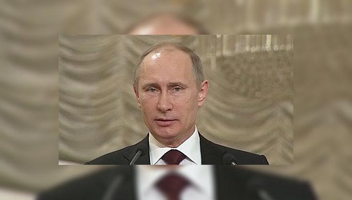 Владимир Путин: изъятие детей из семьи - крайняя мера