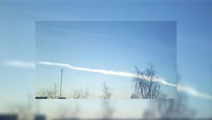 Невероятное над Уралом: очевидцы шлют видео аномалии