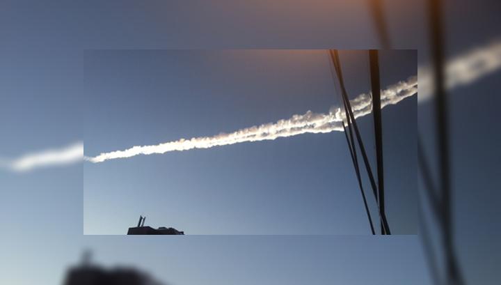 Обломки метеорита обнаружены в трех районах Южного Урала