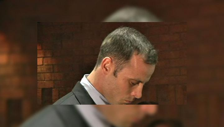 Писториус не признал себя виновным в умышленном убийстве