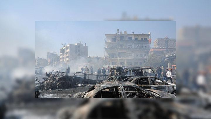 Сирия: ожесточенные бои и споры вокруг поставок С-300