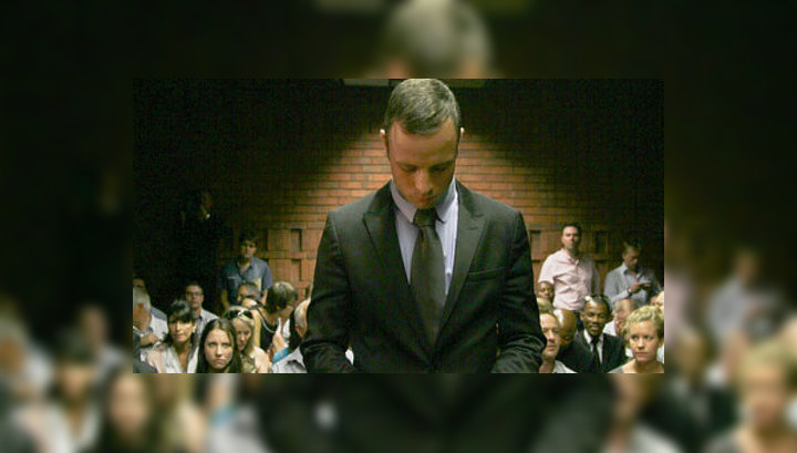 Писториус признался, что часто ревновал убитую им девушку