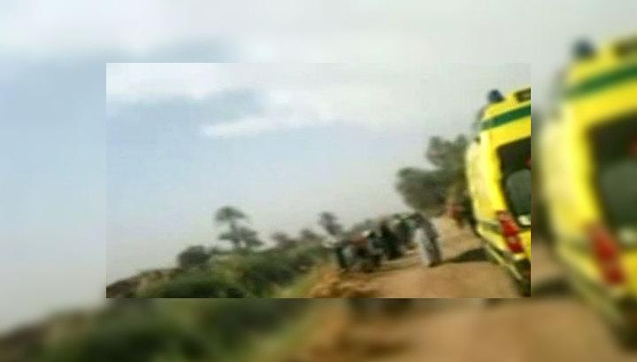 Смерть в Луксоре: люди прыгали с горящего аэростата