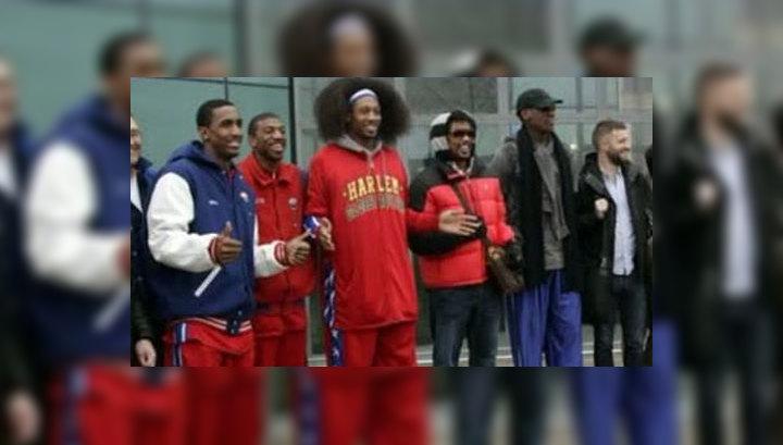 Баскетболист Деннис Родман приехал в КНДР снимать фильм