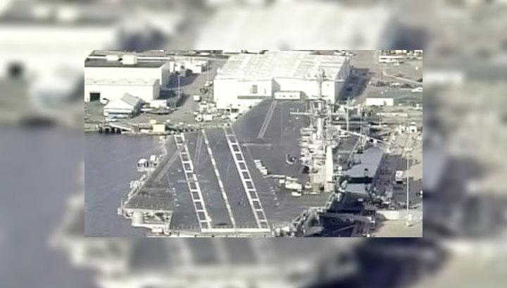 Армия США считает часы до начала операции против Сирии