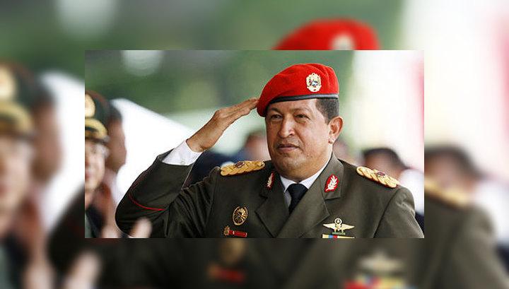Уго Чавес. Путь президента