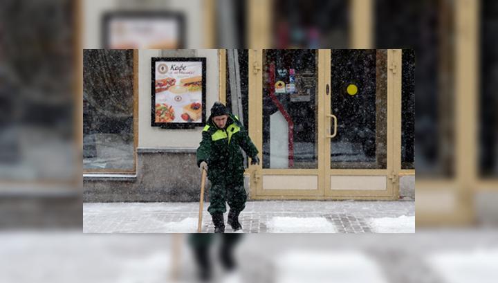 Резкие температурные скачки ожидаются в столице