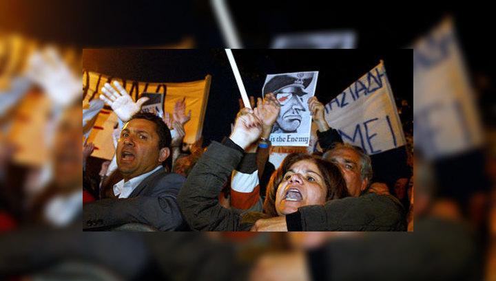 Еврогруппа проведет экстренную телеконференцию по Кипру