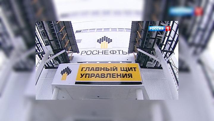 """""""Роснефть"""" захватила лидерство в мировом производстве нефти"""