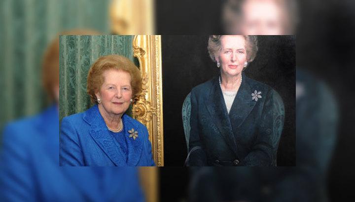 В Великобритании умерла Маргарет Тэтчер