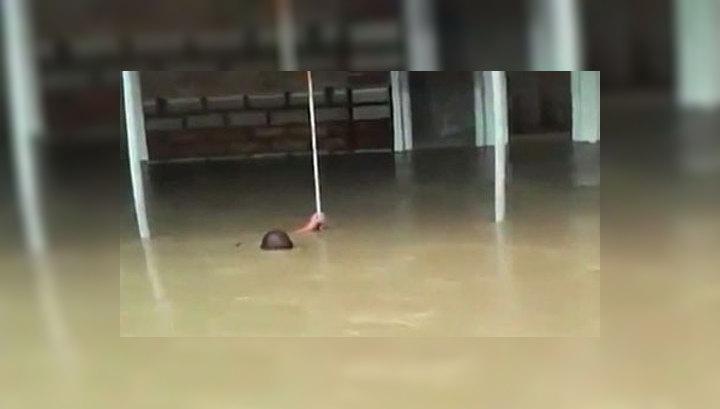 В Крымске откроют памятник жертвам наводнения