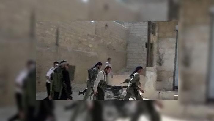 На территории Иордании готовят сирийских боевиков