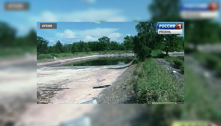 Ядовитую свалку в Турлатово пытаются вновь легализовать