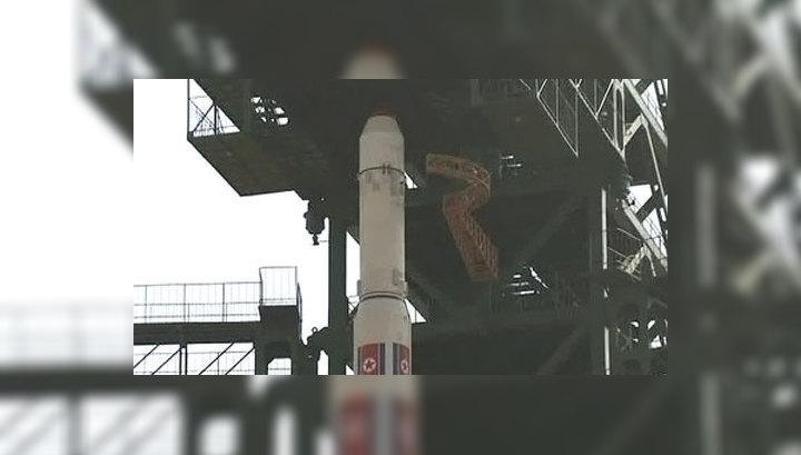 КНДР отвела с побережья свои баллистические ракеты