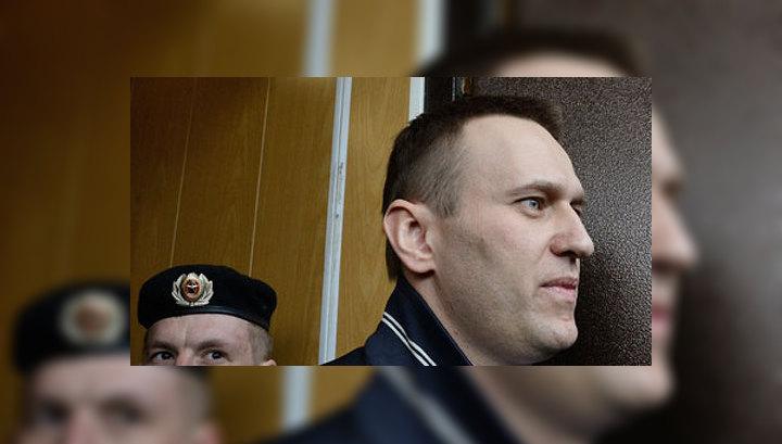 Навальный перестанет быть кандидатом в мэры при вступлении приговора в силу